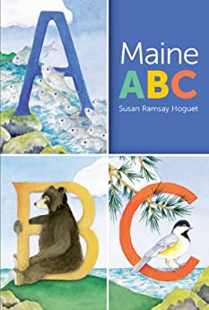 Maine ABC by [Hoguet, Susan Ramsay]