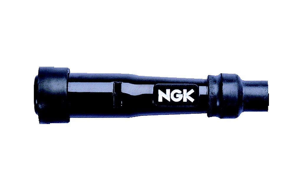 NGK SB 05 E, (14), recto Bujía Conector impermeable, resina fenólica, entstört