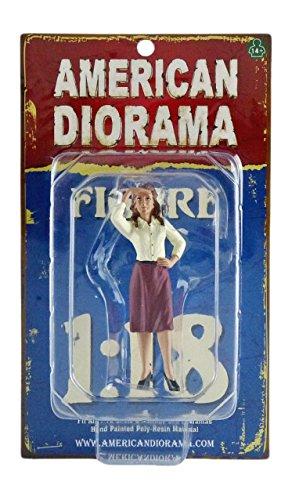 American Diorama Figurine 77424–Remembering Pearl Harbor–Echelle 1: 18