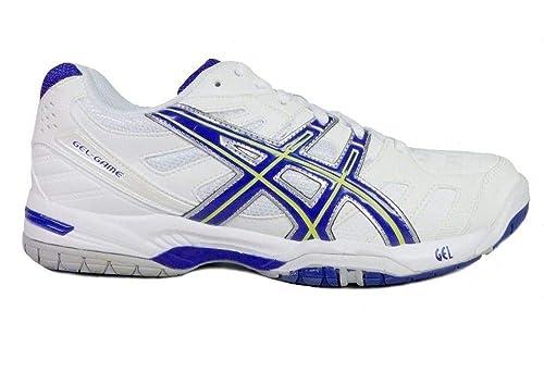 Asics Gel-Game 4 - Zapatillas de Tenis para Mujer: Amazon.es: Zapatos y complementos