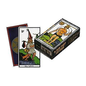 Fournier - 21816 - Juego de cartas - Esotérico Tarot
