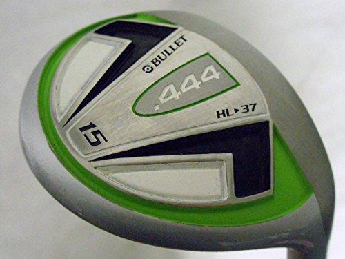 Bullet .444 15 wood 37* (Graphite Uniflex) Hi Loft 15w Golf Club