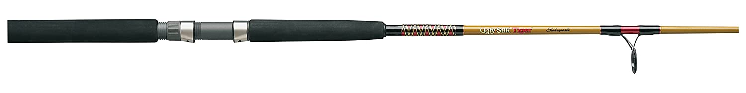 Shakespeare One-Piece Medium Light Action Ugly Stik ...