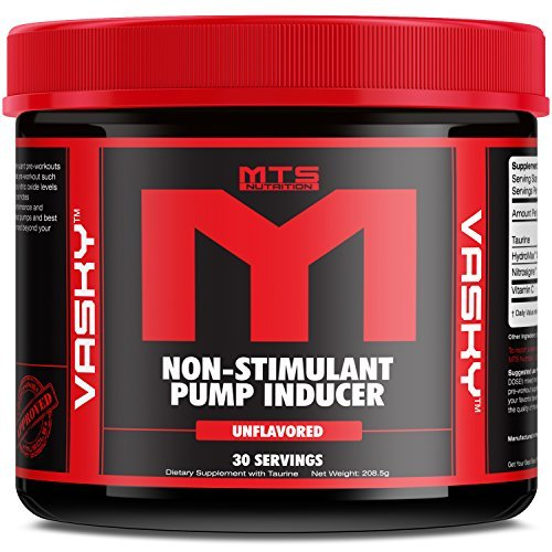 MTS Nutrition Vasky 30 serving 208.5g by MTS Nutrition