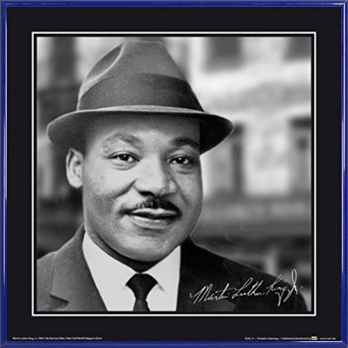 martin-luther-king-jr-poster-art-print-and-frame-plastic-portrait-1964-16-x-16-inches