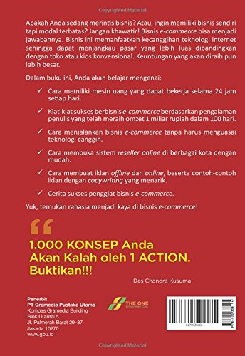 Menjadi kaya di bisnis e commerce indonesian edition des chandra menjadi kaya di bisnis e commerce indonesian edition des chandra kusuma 9786020338194 amazon books ccuart Images