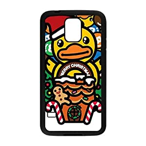 SVF Merry Christmas Lovely B.Duck fashion cell phone case for samsung galaxy s5