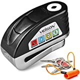 VEISON Acekit Brake Disc Lock 6MM Lock Pin with Remind Cable for Motorcycle and Bicycle (Anti-Theft Lock) Review