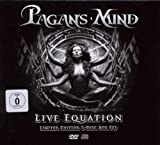 Live Equation Ltd Box Cd+2dvd by Pagan's Mind