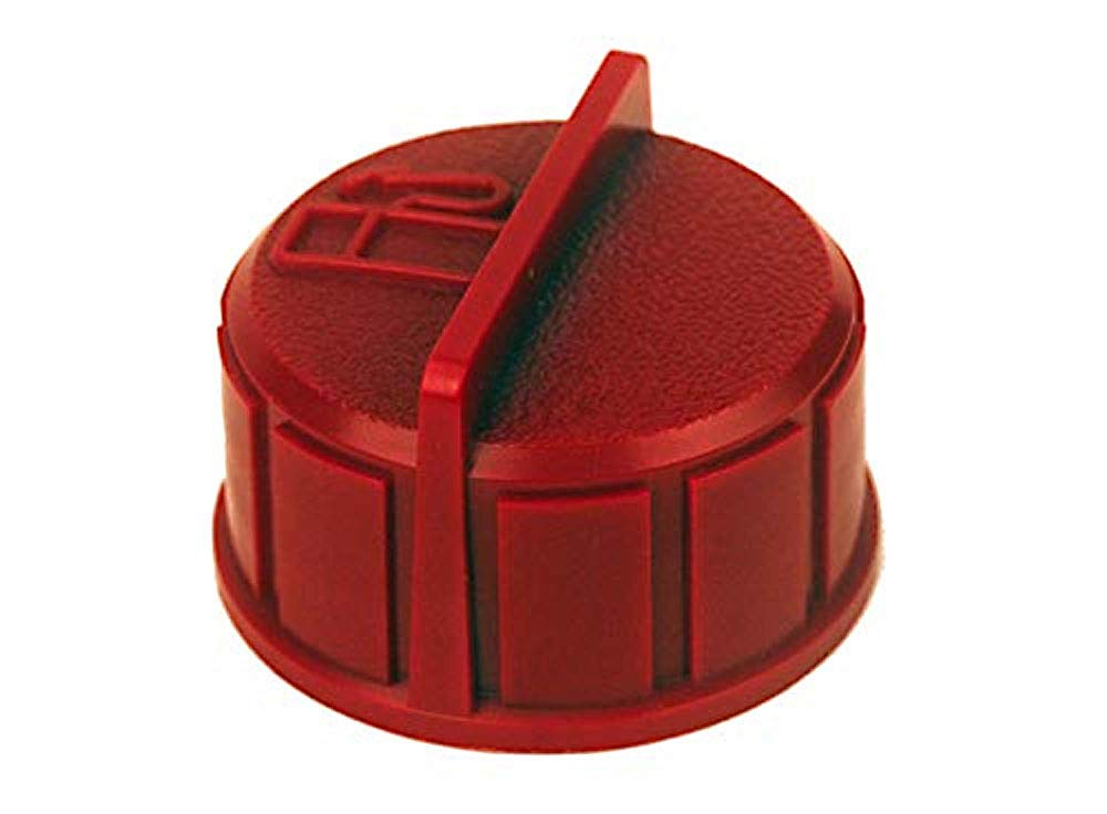 "Rotary 12056 Gas Cap for Tecumseh - 1-3/4"" (Red)"