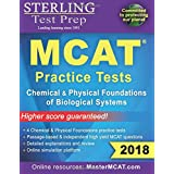 Sterling Test Prep MCAT Practice Tests: Chemical & Physical Foundations of Biological Systems
