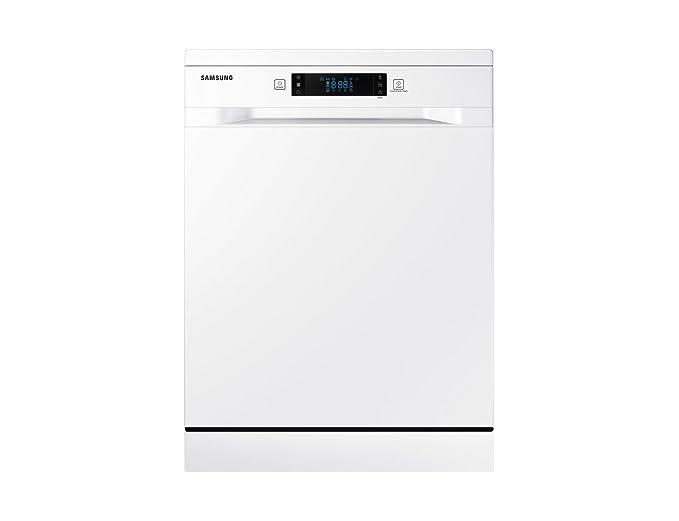Samsung DW60M6040FW Independiente 13cubiertos A++ lavavajilla - Lavavajillas (Independiente, Blanco, Tamaño completo (60 cm), Blanco, Botones, Tocar, ...