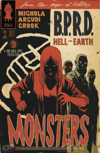 - BPRD Hell on Earth Monsters #1