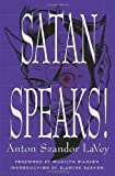 Satan Speaks!, Anton Szandor Lavey, 0922915660