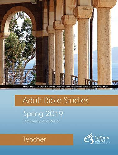 Adult Bible Studies Summer 2019 Teacher - PDF download (English Edition)