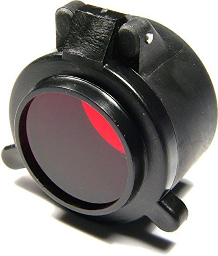 (SureFire F26 Red Filter, Tipoff, 1.25