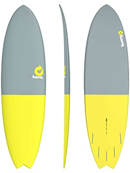 Tabla de Surf Torq epoxy Tet 6.3Fish Fifty Fifty