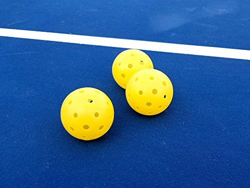 Tourna Outdoor Pickleballs (6 Pack)