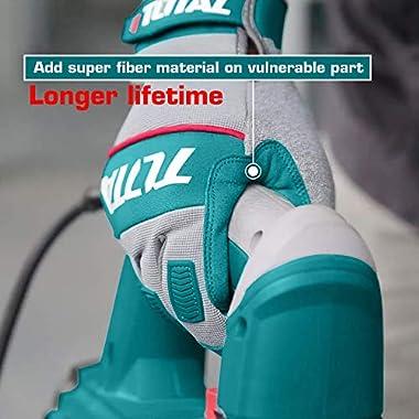 MR LIGHT TOTAL Mechanic Gloves (Multicolour) 11