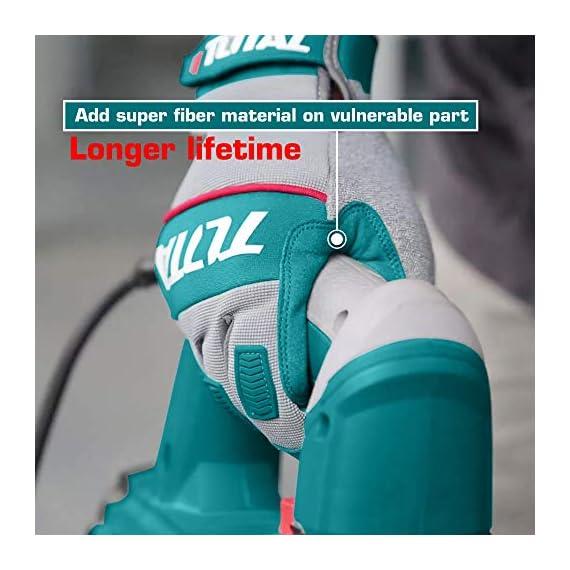 MR LIGHT TOTAL Mechanic Gloves (Multicolour) 4