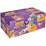 #7: Purina Friskies Poultry Variety Pack Cat Food 32-5.5 oz. Cans - 1 Pack