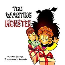 The Wanting Monster by [Llanos, Mariana]
