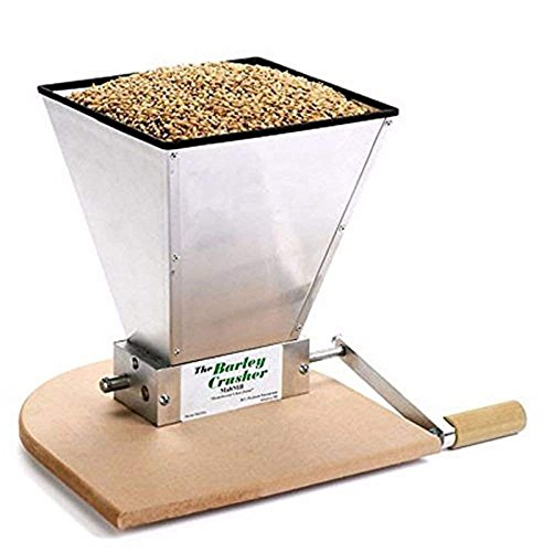 Home Brew Ohio Barley Crusher 7 lb. Hopper Including Bucket by Home Brew Ohio (Image #3)