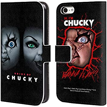 Amazon.com: Official Bride of Chucky Poster Key Art Leather ...