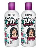 Progressive Brush G.Hair Zup Brazilian Keratin Straightening System 2x1 Liter