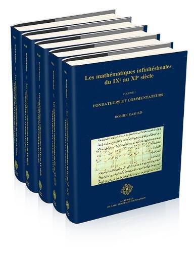 Read Online Les Mathematiques Infinitesimales du IXE au XIE Siecle (Studies) pdf