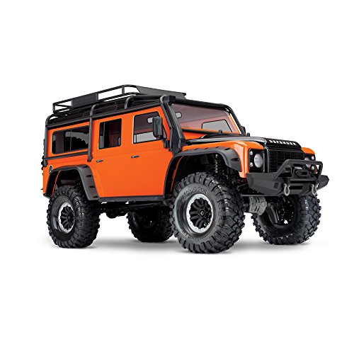 Traxxas Trx 4 Land Rover Defender Adventure Buy Online In India At Desertcart Productid 68022897