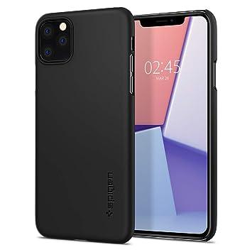 iPhone 11 Pro ケース シン・フィット 077CS27225 (ブラック)