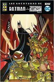 Descargar It Por Utorrent Las Aventuras De Batman Y Las Tortugas Ninja Parte 01 Ebook PDF