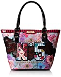 Nicole Lee Oversized Tote Bag, Pink, One Size