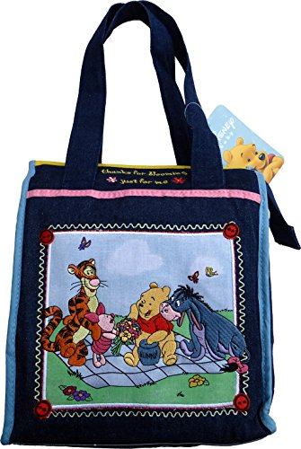 Baby Bag Diaper Pooh - Disney Winnie the Pooh Mini Diaper Bag