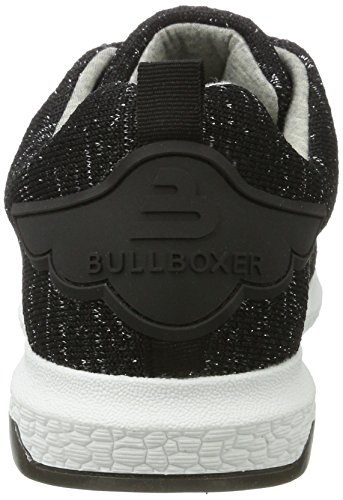 Mujer 067005f5t Bullboxer Zapatillas black Blck Para Negro CvFRPFqz