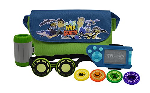 (Wild Kratts Adventure Set)