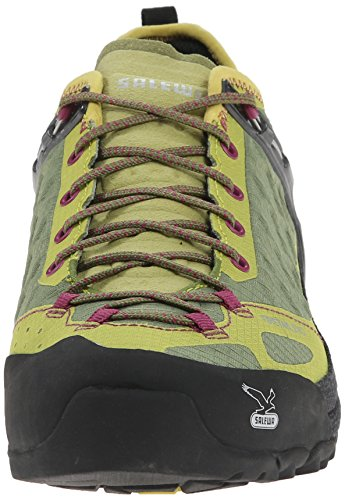 5532 Basses Salewa Evo WS Randonnée Snakeberry GTX Firetail Basilico Chaussures Femme de Vert wwT7r0q
