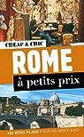 Rome à petits prix par Rodriguez