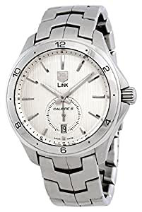 Tag Heuer Link automatic-self-wind mens Watch WAT2111.BA0950 (Certified Pre-owned)
