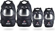 Runspeed Knee Shin Guards Adult Elbow & Knee Pads Protector Flexible Breathable Adjustable Armor for Motor