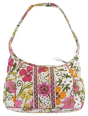Vera Bradley Sophie In Tea Garden Handbags