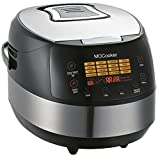 Slow Cooker 6 Quart Size w/ Heating & 16 - 1 Preset Functions - Advanced 3D Dynamic Heating - Quick Reheat - 24 Hour Delay Timer - Auto Keep Warm - Accessories Incl Slow Cooker Recipes review