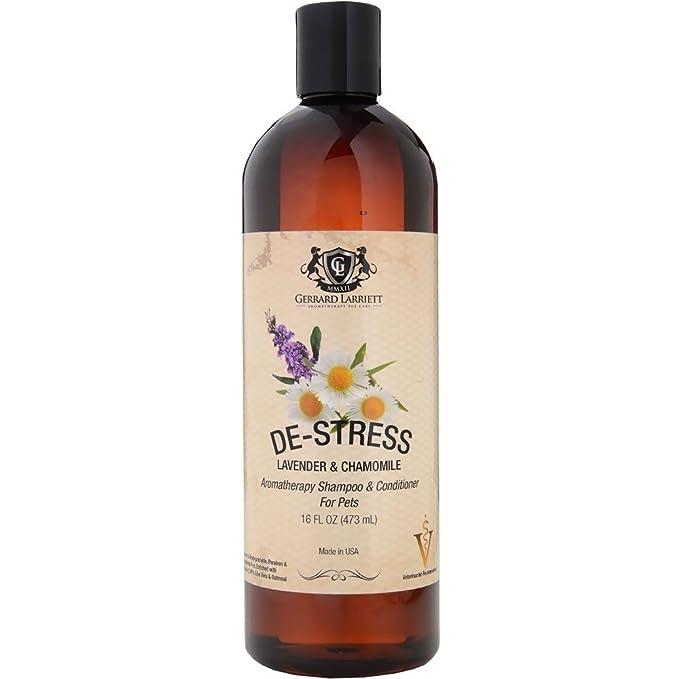 1 opinioni per De-stress Lavender & Camomilla Aromatherapy shampoo e balsamo per gli animali