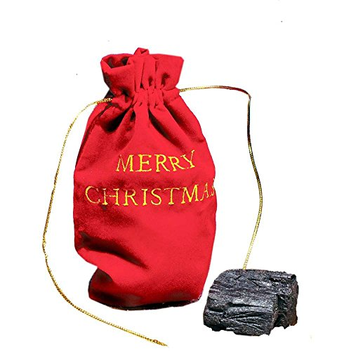 Lump of Coal Costume Accessory