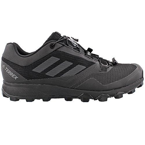 adidas Terrex Trailmaker, Zapatos de Senderismo para Hombre Negro (Nero Negbas/grivis/neguti)