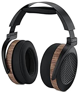 Audeze - EL-8 Open Back Planar Magnetic Headphones with In-Line Mic and Control Cable for iPhone/iPod/iPad - Pro-Grade Sound Quality Plus Maximum Comfort - Made in USA