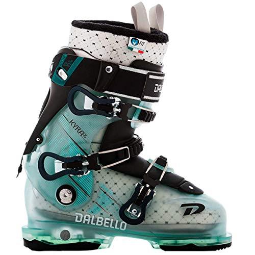 Dalbello Sports Kyra 95 I.D. Ski Boot - Women's Dazz Blue/White, 24.5 Dalbello Alpine Ski Boots