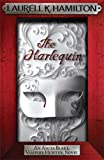 Front cover for the book The Harlequin by Laurell K. Hamilton