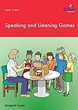Speaking and Listening Games, Margaret Curran, 1903853567